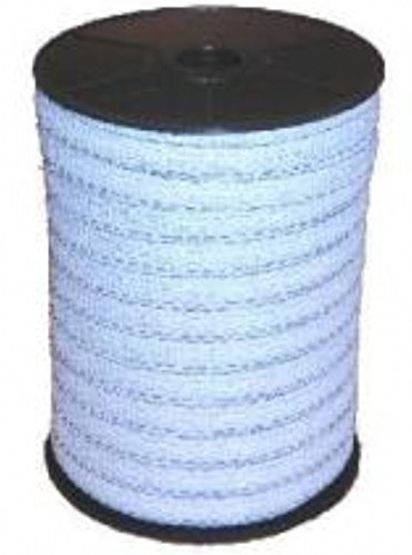 12mm White Electric Fence Tape farmCare