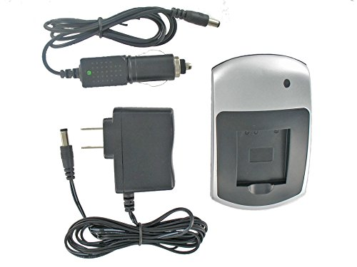 Sony NP-QM51 Battery Charger - Premium Quality TechFuel Desktop Battery Charger