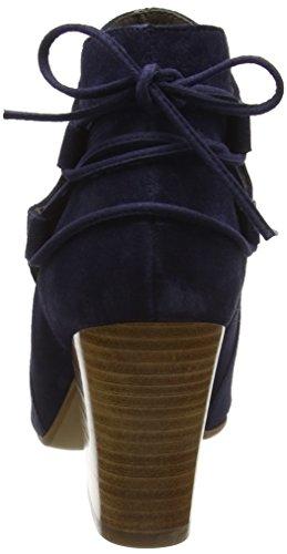 Hudson London Ladies Minka Stivali Blu (navy)