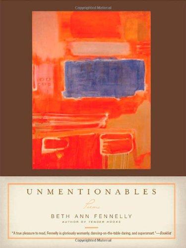 Download Unmentionables: Poems pdf epub