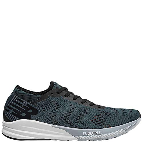 New Balance Men's Impulse V1 FuelCell Running Shoe, Dark Grey, 9.5 D US