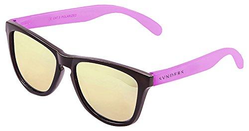 SUNPERS Sunglasses SU40002.30 Lunette de Soleil Mixte Adulte, Rose