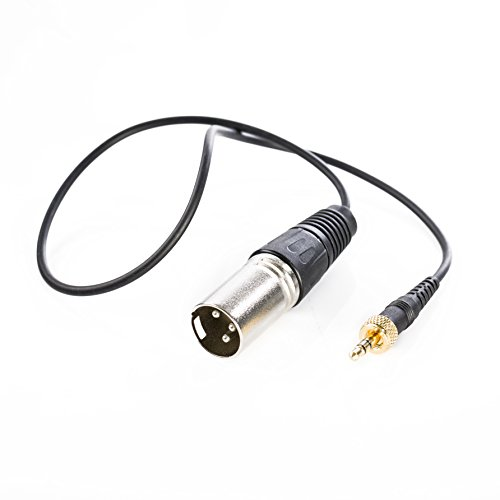 Saramonic SR-UM10-C35XLR Replacement XLR Output Connector Cable for the Saramonic UwMic9, UwMic10 and UwMic15 Wireless Microphone Systems by Saramonic