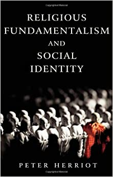 Book Religious Fundamentalism and Social Identity