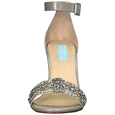 Betsey Johnson Blue Women's SB-GINA Heeled Sandal | Heeled Sandals