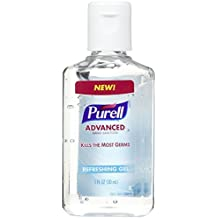 Purell Advanced Hand Sanitizing Gel, 1 Ounce, 36