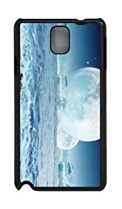 on sale covers Dream Ocean Planet Art PC Black case/cover for Samsung Galaxy Note 3 N9000