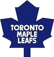 """SticX Toronto Maple Leafs NHL Hockey Car Bumper Sticker Decal 5"""""""