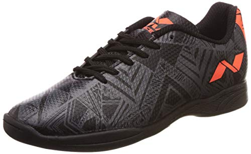 Nivia 812 Synthetic Force Futsal Shoes, (Black) Price & Reviews