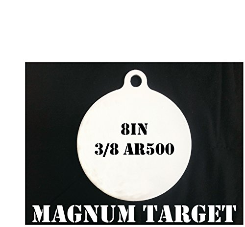 Thick AR500 Steel Target Shooting product image