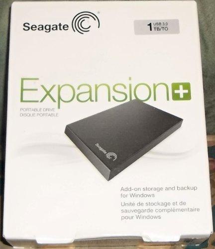 Seagate Expansion Plus 1tb Portable External Hard Drive
