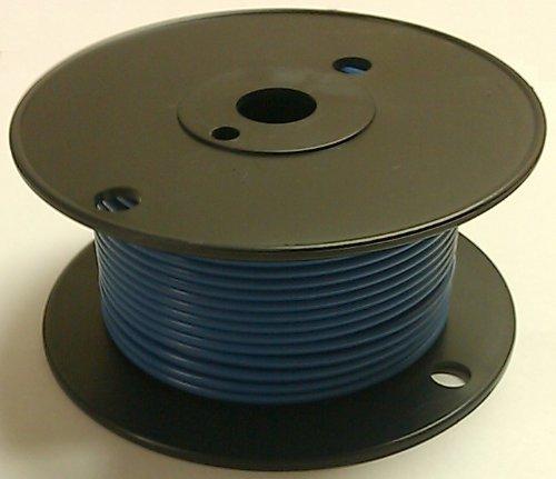 低価格で大人気の ブルー12 AWG Stranded 50 AWG V自動車Hook – Upワイヤ – 100 'ロール Upワイヤ B005KNCFWS, ストリートファッションMIYOSHIYA:3b66025e --- aemmontagens.com.br