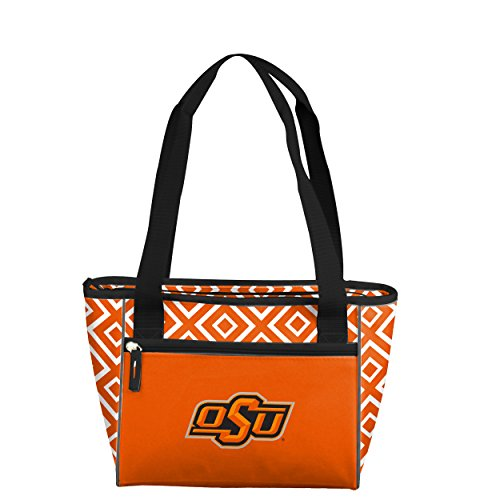(NCAA Oklahoma State Cowboys Unisex 16 Can Cooler Tote16 Cooler Tote, Orange, 0)