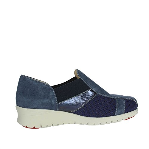 Cinzia Soft 9804LQ Slip-On Schuhe Damen Blau