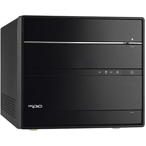 Shuttle XPC Cube SZ170R6V2, SFF Intel Skylake Z170 Chipset LGA1151 i3/i5/i7/Pentium, DDR4 (MAX. 64GB), ICE 2 Cooling Heatpipe by Shuttle