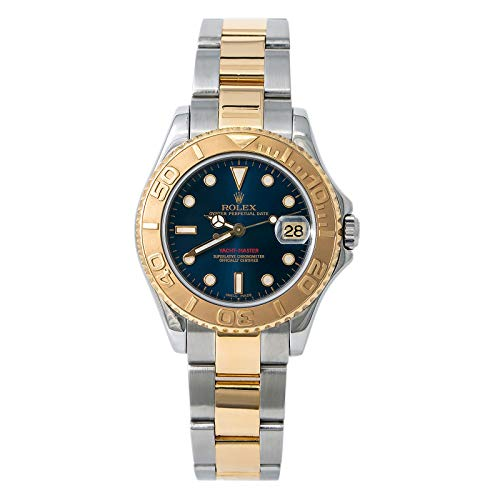 (Rolex Yacht-Master Automatic-self-Wind Female Watch 168623 (Certified Pre-Owned))
