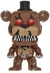 Amazon Com Funko Five Nights At Freddy S Nightmare