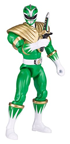 Power Rangers Legacy Mighty Morphin 5-Inch Green Ranger Acti
