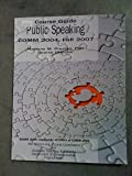 Course Guide for Public Speaking, COMM 2004, Fall 2007, Preston, Marlene M., 1600361080