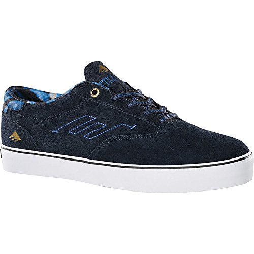 Emerica Provost Skate Shoes Navy Mens Sz 11