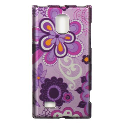 Dream Wireless CALGVS930PPVIOLET Slim and Stylish Design Case for the LG Spectrum 2/VS930 - Retail Packaging - Purple Violet