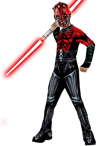 Star Wars The Clone Wars Darth Maul Costume Kit - -