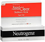 Cheap Neutrogena Rapid Clear Stubborn Acne Spot Gel 1 oz (Pack of 3)
