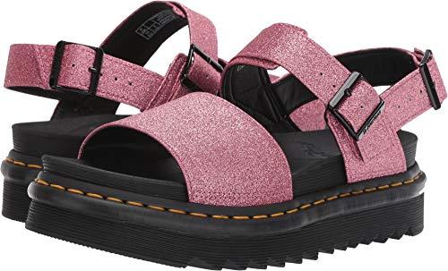 Dr. Martens Women's Voss GLTR Sandal, Pink, 6 Regular UK (8 US)]()