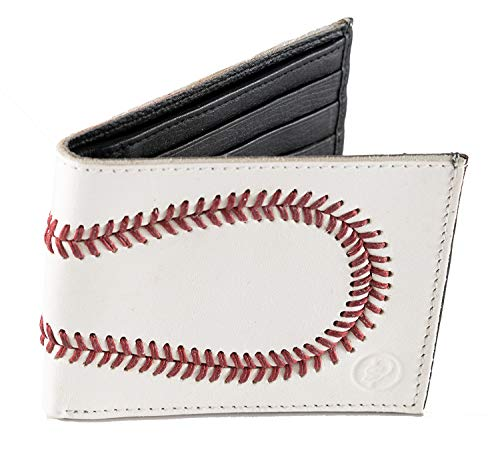 Mens Baseball Leather Wallet from Pro Style Sports