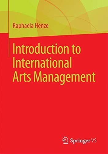 Introduction to International Arts Management PDF Text fb2 book
