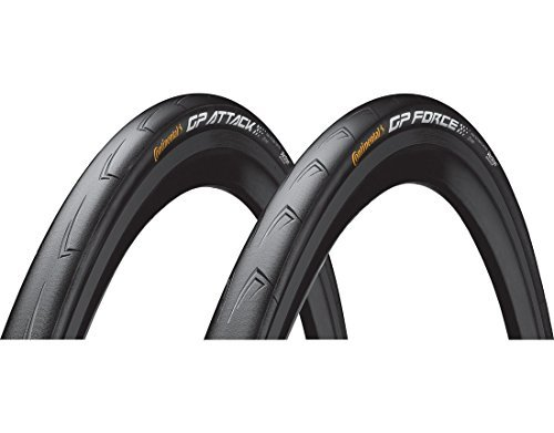 Continental Attack Force Grand Prix III Set 700x23/25 (NEW!)