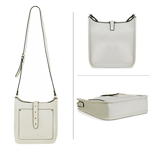 SAVE FREE Gorgeous UK Cross DELIVERY Body Grey 50 Bag Fashion Shoulder wYrqzUYp