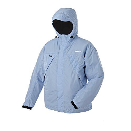 Frabill F1 Rainsuit Jacket, Coastal Blue, X-Large