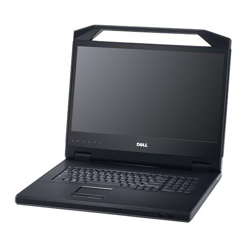 """UPC 636430073378, Dell 18.5"""" 1U Rackmount LED KMM Console (DKMMLED185-G01)"""