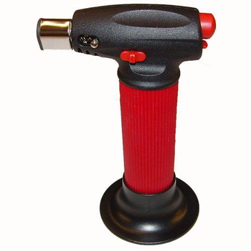 [해외]핏 불 부탄 마이크로 화염 토치 전기 점화/Pit Bull Butane Micro Flame Torch Electric Ignition