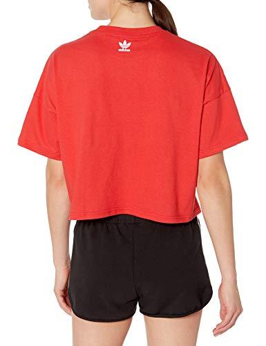 adidas Originals Women's Large Logo T-Shirt 2