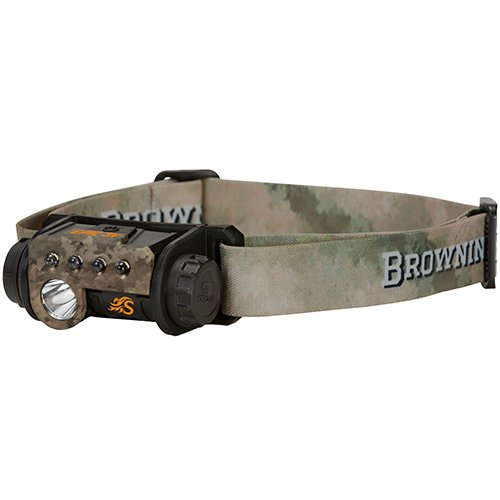 (Browning Hell's Canyon Speed Epic 3V Headlamp, ATACS Arid/Urban)