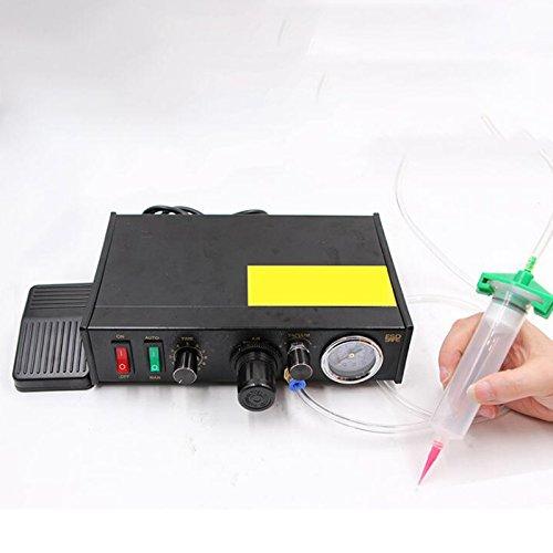 Vinmax Semi-Automatic Glue Dispenser Machine Solder Paste Liquid Dispensing Machine