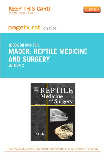 reptile-medicine-and-surgery-elsevier-ebook-on-intel-education-study-retail-access-card-2e