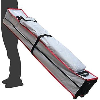 Amazon Com Eurmax Wheeled Bag 10 By 10 Pop Up Canopy