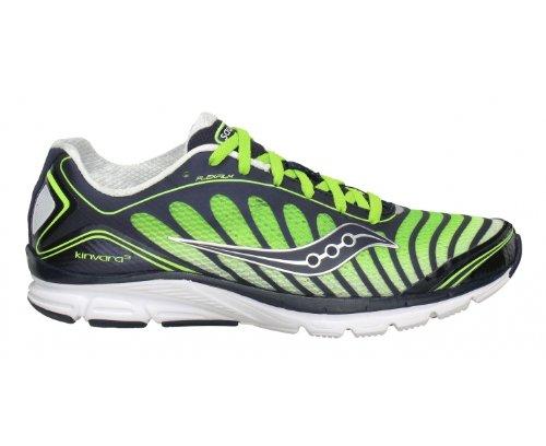 Saucony - Zapatillas de running para hombre BLU/GREEN