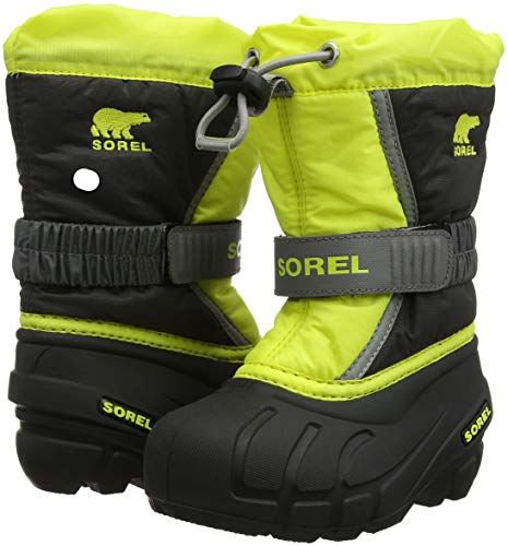 Images of SOREL Girls' Children's Flurry Snow Boot 1638082089