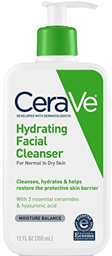 Dry Face Cleanser