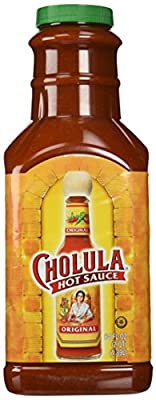 Cholula Original Hot Sauce 1/2 Gallon, 64oz. by Cholula [Foods] from Cholula