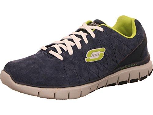 Skechers Flex-Natural Vigor, Zapatillas de Deporte Mujer, NVLM, 46 EU