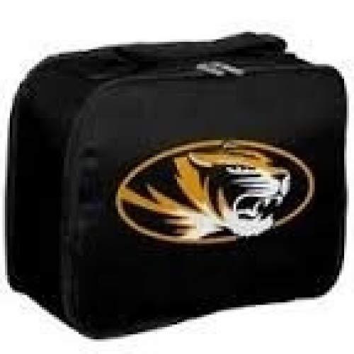 NCAA Licensed Missouri Mizzou Tigers Lunchbreak Lunch Box Cooler Bag -