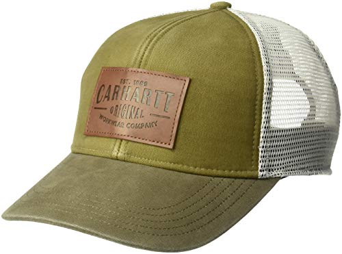 - Carhartt Women's Bellaire Durable Quality Cap, Military Olive, OFA