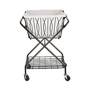 artesa verona laundry cart