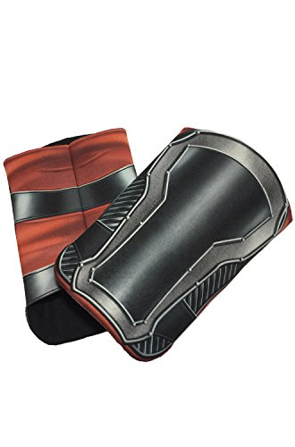 Teen Thor Costumes (Rubie's Costume Co Men's Avengers 2 Age Of Ultron Adult Thor Gloves, Multi, One Size)