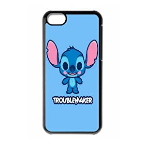 Diy Phone Cover Lilo and Stitch for iPhone 5C WEQ580115